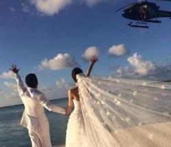 无人机高端婚庆航拍、制作