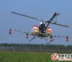 无人机植保作业服务(中宇航空)
