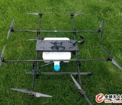 无人机喷洒农药服务