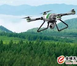 无人机环境监测执法租赁服务