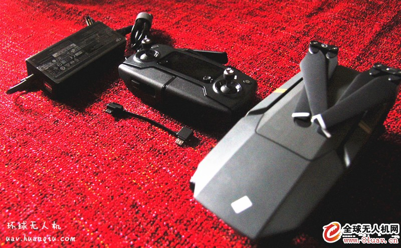 大疆Mavic Pro无人机评测 随身把玩及初体验
