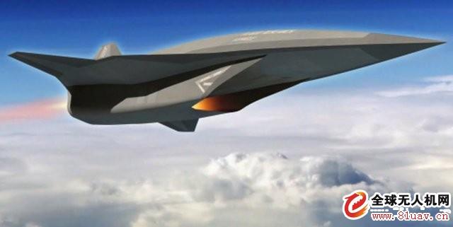美国空军计划发展高超音速无人机