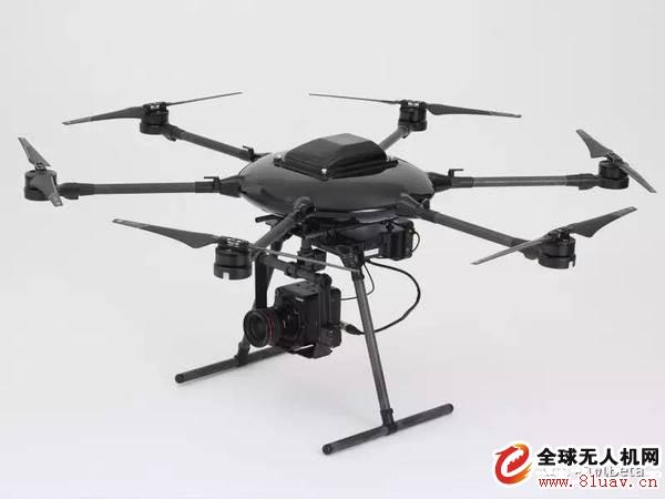 佳能发布全新无人机:PD6E2000-AW-CJ1