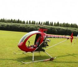 载重100kg级别大型无人机改装用直升机标配散件