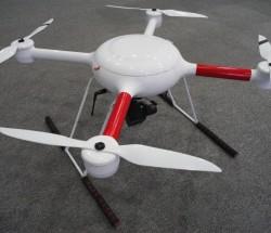 智慧蜂工业级四旋翼无人机 有效荷载2KG