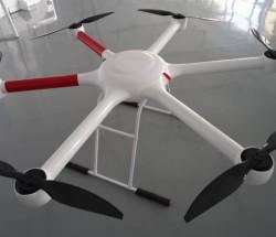 智慧蜂大型六旋翼工业级无人机 有效荷载15KG