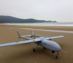 正唐科技赤龙-4 油动长航时固定翼无人机最大航程400公里