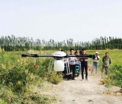 天禧农业电动植保无人机3WTX-20A 载重20公斤