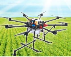 天禧航空最新研发30公斤级高效植保无人机