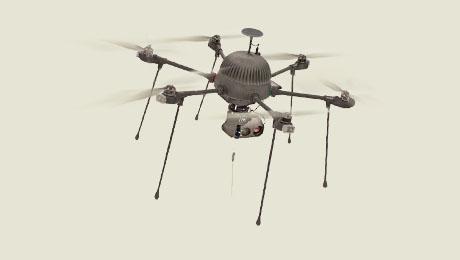 美国也有军民交融:三种军事无人机技能转行进入民用范畴