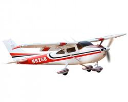 塞斯纳-182 1400mm 遥控飞机滑翔固定翼飞行无人机