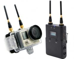 FreeCast专业户外运动直播无线视频传输产品