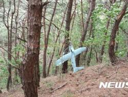 疑似朝鲜无人机航拍萨德部署地
