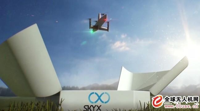 Silvus Technologies和SkyX为油气无人机研制远距通信系统