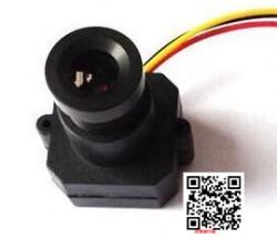 FPV无线图传航拍专用CCD高清摄像头