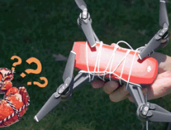 如果我的无人机不能飞了...还能怎么玩?
