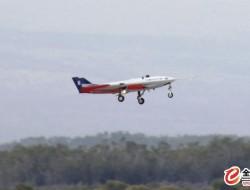 空客公司Sagitta无人技术验证机首飞