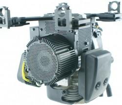 瑞深H2油电混合动力系统 多旋翼载重5kg时续航2小时
