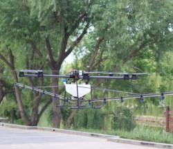 山东天禧航空3WTX-30A大荷载植保无人机新品首发