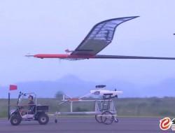 韩国开发太阳能无人机EAV-3 受限于电池