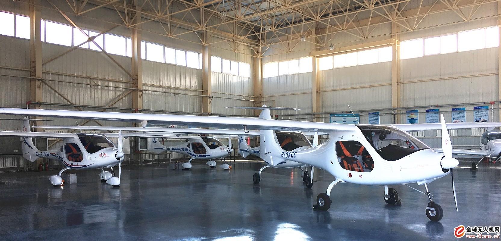 沈阳将扩建国内首个无人机试飞空域
