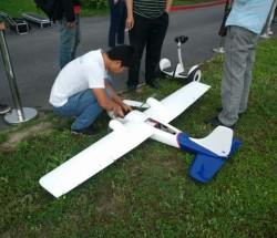 途灵E-6固定翼无人机航测系统