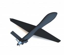 中兴西山赤鹰-100固定翼油动无人机载重350公斤