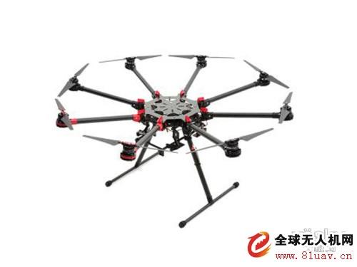 美政府部门调查发现:大疆无人机能够确保数据安全 大疆S-1000型无人机