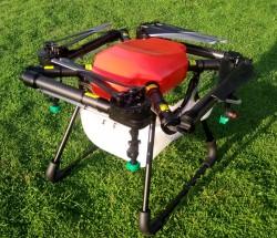 梦之鹰农用植保无人机X4-10 载药10公斤可折叠