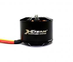 X-TEAM无刷直流外转电机函道飞机固定翼马达高效率