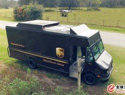 UPS的无人机快递布局 以提高效率、降低成本、增