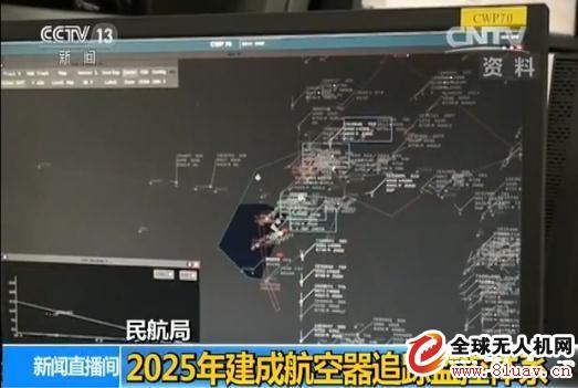 我国民航航空器追寻监控系统建造施行路线图》