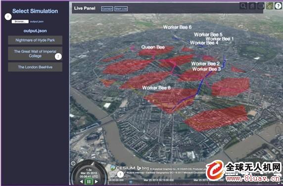 无人机--英国探究新的自主无人机空中交通管制系统算法