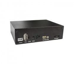 中创鑫和无人机高清无线图传 LinkAV-C204 简易接收机