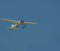 KY-2型固定翼航测无人机系统载荷10kg航程300km