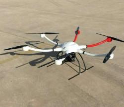 X6-1200公安消防航测工业级碳纤维一体六轴无人机套装