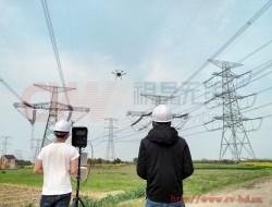 无人机电力巡线,省时省力又安全