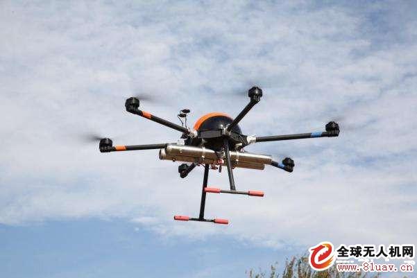 美国得州救灾广泛使用无人机