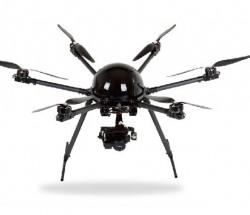 M6六旋翼航测无人机载重5kg飞行半径0公里