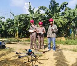 承接全国无人机飞引绳电力工程架线