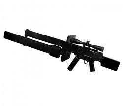 科卫泰16A无人机反制枪管制范围大于500米