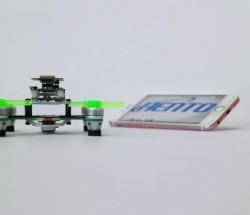 恒拓HT100室内多旋翼训练无人机套件介绍