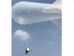 悬赏急寻!中科院在济南探空气球飘走 有重要资