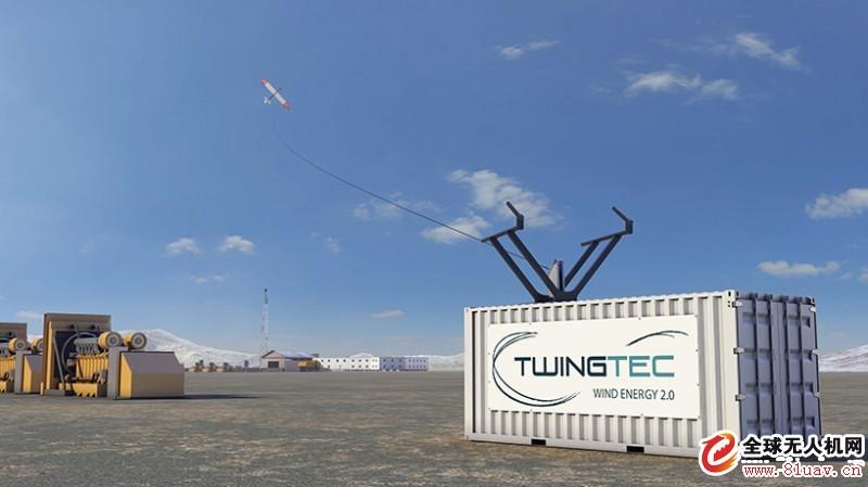 能发电的无人机你听过吗?TT100