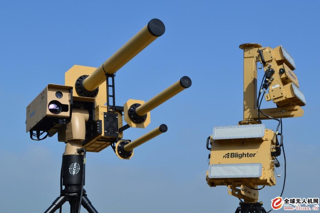 英国升级AUDS反无人机防御系统