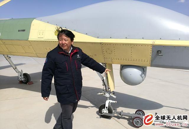 央视高调发表我国一顶级兵器进犯2号无人机(翼龙2号)