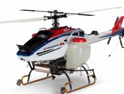 雅马哈将推出多马达YMR-01工业无人机 适用于农