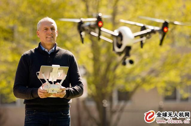特朗普总统让创新型无人机飞翔在美国上空
