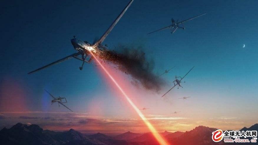 """我国管控无人机""""黑飞""""添利器-反无人机武器"""