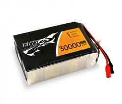 植保无人机测绘电力巡线电池30000mAh 6S
